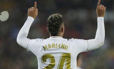 Striker Real Madrid, Mariano Diaz Positif Terkena Virus Corona