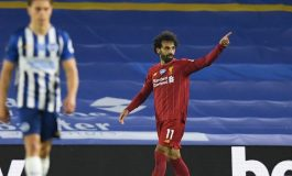 Hasil Pertandingan Brighton vs Liverpool: Skor 1-3
