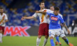 Hasil Pertandingan Napoli vs AS Roma: Skor 2-1