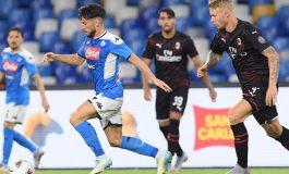 Man of the Match Napoli vs AC Milan: Dries Mertens