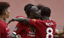 Hasil Pertandingan Liverpool vs Aston Villa: Skor 2-0