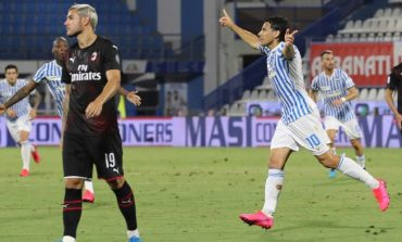Hasil Pertandingan SPAL vs AC Milan: Skor 2-2