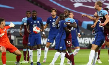 Hasil Pertandingan West Ham vs Chelsea: Skor 3-2