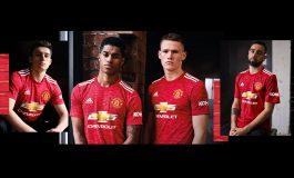 Manchester United Luncurkan Jersey Kandang Anyar