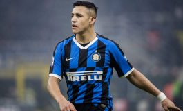 Alexis Sanchez Bertahan di Inter Milan hingga 2023