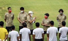 Ini Kata Shin Tae-yong Usai Pimpin TC Timnas Indonesia