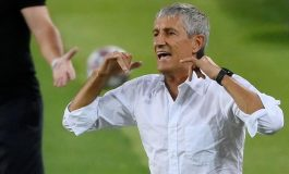 Barcelona Lolos ke Perempat Final, Quique Setien Justru Puji Napoli