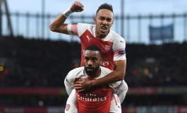 Masa Depan Lacazette Bersama Arsenal Tergantung Aubameyang