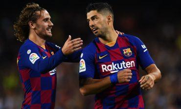 Siap Buang Higuain, Juventus Lirik Suarez dan Griezmann