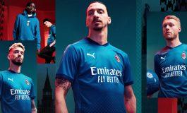 AC Milan Perkenalkan Jersey Ketiga Terbaru, Terinspirasi Musim Jadi Scudetto