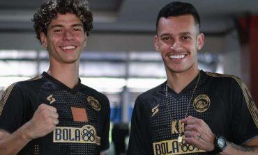 Arema FC Kontrak 2 Pemain Muda asal Brasil