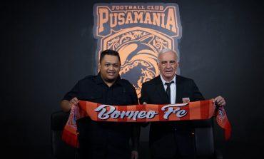 Borneo FC Kembali Rekrut Mario Gomez Jadi Pelatih