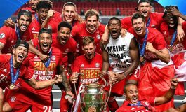 Kalahkan Paris Saint-Germain, Bayern Munchen Juara Liga Champions
