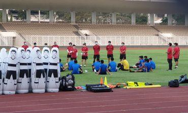 Timnas Indonesia U-19 Bertemu Lawan Kuat saat TC di Kroasia