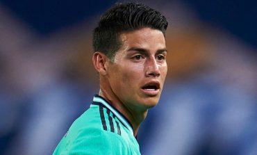 Everton Selangkah Lagi Rekrut James Rodriguez secara Permanen