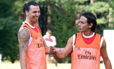 Inzaghi Minta Ibrahimovic Bertahan di AC Milan dan Kenakan Kostum Keramat