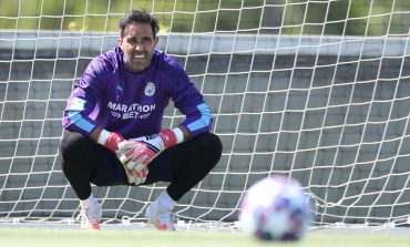 Tinggalkan Manchester City, Claudio Bravo Kembali ke Liga Spanyol