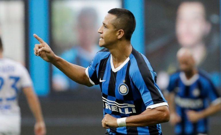 Alexis Sanchez Bertahan di Inter Milan karena Ingin Raih Gelar Juara
