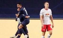 Hasil Pertandingan RB Leipzig vs PSG: Skor 0-3