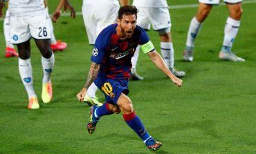 Lionel Messi Tinggalkan Barcelona? Carles Puyol: Saya Dukung Anda, Teman