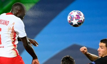 Man of the Match RB Leipzig vs Atletico Madrid: Dayot Upamecano