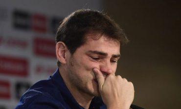 Iker Casillas Umumkan Pensiun dari Sepakbola