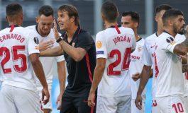 Man of the Match Sevilla vs AS Roma: Ever Banega