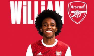 Pemain Inilah yang Paling Heboh Membujuk Willian Bergabung dengan Arsenal