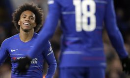 Tes Medis Rampung, Willian Segera Bergabung dengan Arsenal