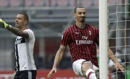 Nego Kontrak Macet, Ibrahimovic Absen dari Latihan Pra-Musim Milan