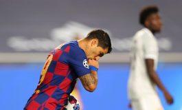 Batal ke Juventus, Luis Suarez Mendekat ke Atletico Madrid