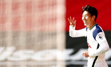 Cetak Empat Gol, Son Heung-Min: Terima Kasih Kane!