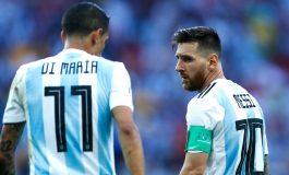Di Maria Akui Rayu Lionel Messi Pindah ke PSG