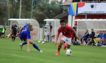 Gol Bunuh Diri Bikin Timnas Indonesia U-19 Kalah dari Bosnia-Herzegovina