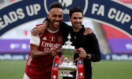 Nyaris Tinggalkan Arsenal, Aubameyang Pilih Bertahan karena Arteta
