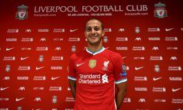 Thiago Alcantara Dikontrak Liverpool hingga 2024