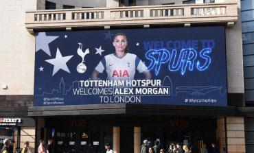 Tottenham Hotspur Rekrut Pesepak Bola Cantik Alex Morgan
