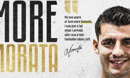 Bagi Alvaro Morata, Membela Juventus adalah Kesempatan Seumur Hidup