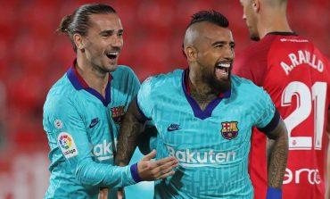 Menuju Inter Milan, Arturo Vidal Pamit Kepada Lionel Messi dkk