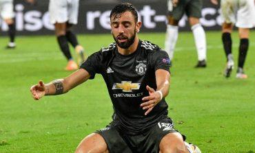 Bruno Fernandes Merestui Manchester United Rekrut Donny Van De Beek