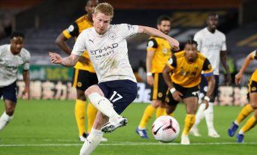Hasil Pertandingan Wolverhampton vs Manchester City: Skor 1-3