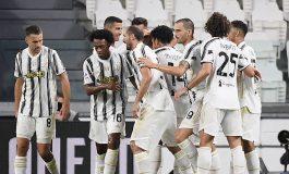 Hasil Pertandingan Juventus vs Sampdoria: Skor 3-0
