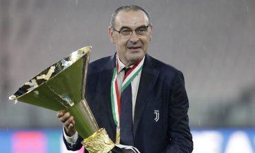 Chiellini Bantah Pemain Juventus Sengaja Buat Sarri Dipecat