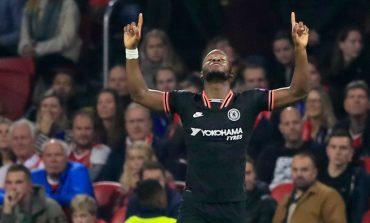 Resmi, Chelsea Kirim Michy Batshuayi ke Crystal Palace dengan Status Pinjaman
