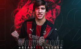 Ketika Satu Mimpi Tonali Menjadi Kenyataan: Gabung AC Milan