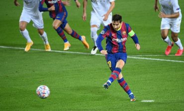 Barcelona vs Ferencvaros: Diwarnai Kartu Merah, Blaugrana Tetap Pesta 5 Gol