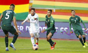 Bolivia vs Argentina: Sempat Tertinggal, Tim Tango Comeback