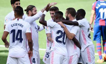 Dendam Terbayar, Real Madrid Petik Kemenangan di Markas Levante