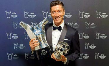 Robert Lewandowski Terpilih sebagai Pemain Terbaik Eropa 2020