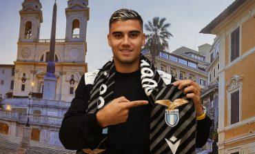 Tak Dibutuhkan MU, Andreas Pereira Resmi Dipinjamkan ke Lazio